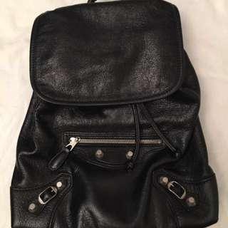 巴黎世家 Balenciaga Backpack XS