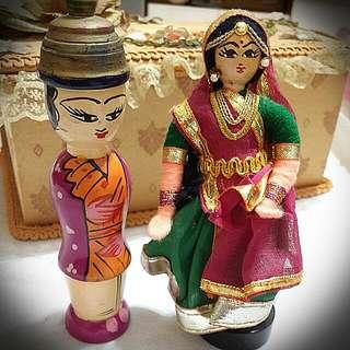 印度人形玩偶,200含運。