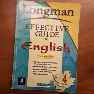 Longman effective guide to English P4