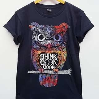 Owl Think Cook. Best Seller!