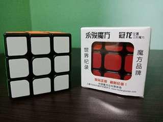 3x3x3 yj guanlong rubik's cube
