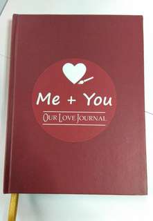 ME AND YOU COUPLE JOURNAL