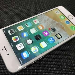 6 Plus 64gb Silver Ori Replacement Apple