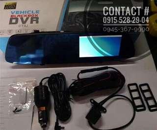 (AO75) Touch Screen Dual Lens Dashcam