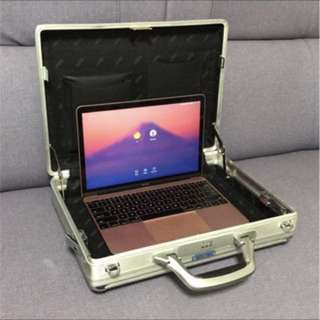 RIMOWA 小型公事包 絕版品 可放12、13吋MacBook及MacBook Pro (🛍AKS清光光)