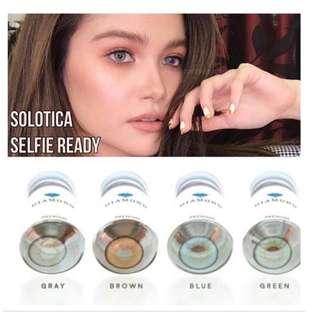 Sparkle Solotica Lens