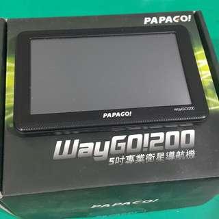 Papago  WayGo!200