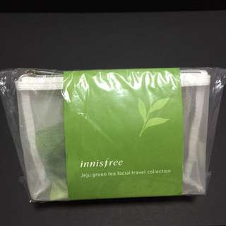 Innisfree Jeju Green Tea Facial Travel Collection