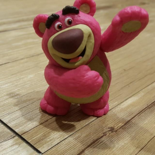 熊抱哥扭蛋