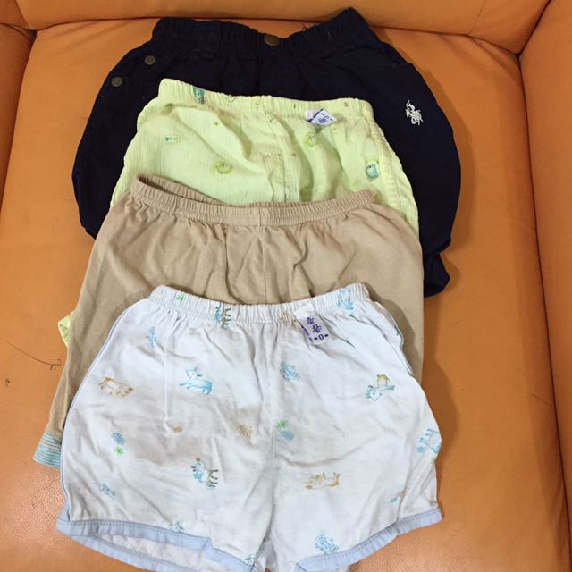 幼童褲(四件一同出售)
