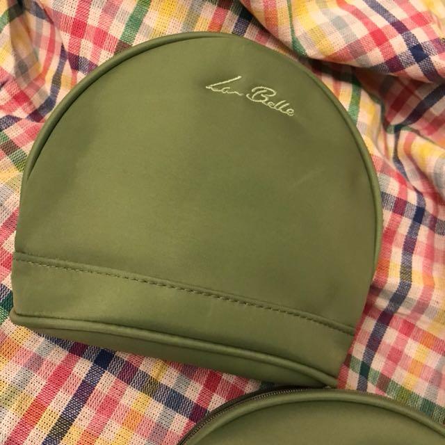 大地綠手提小包
