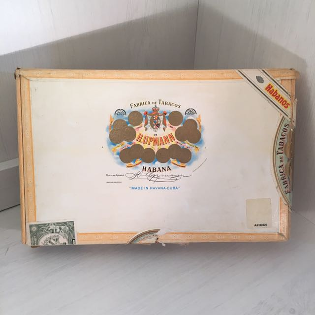 雪茄盒、木盒、收納(大)