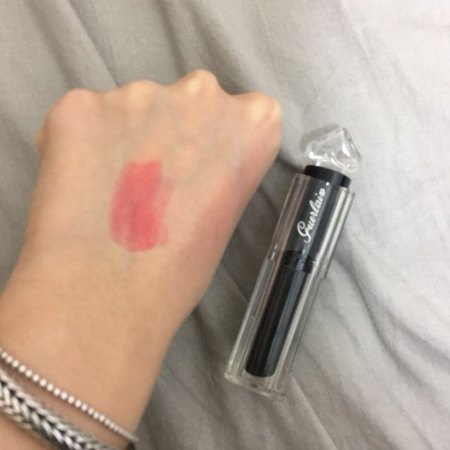 嬌蘭 水潤香水唇膏 #003 用一陣子就沒用了