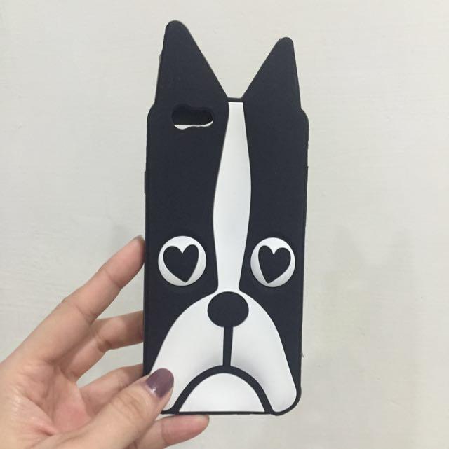 鬥牛犬 iPhone 6 手機殼