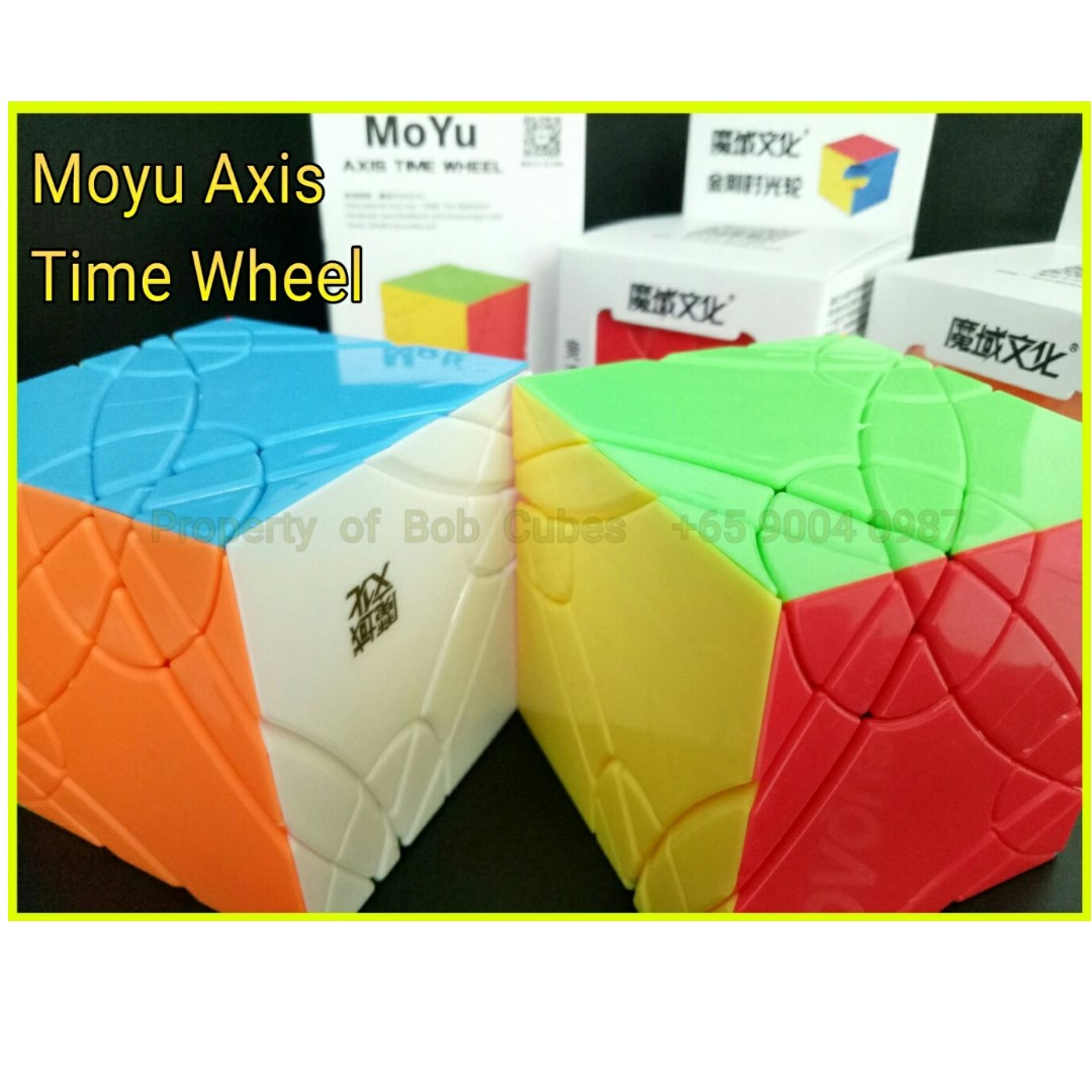 - Moyu Axis Time Wheel Cube for sale -  Brand New ! -