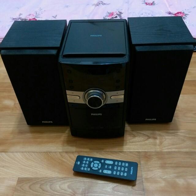 飛利浦 USB MP3 CD 音響