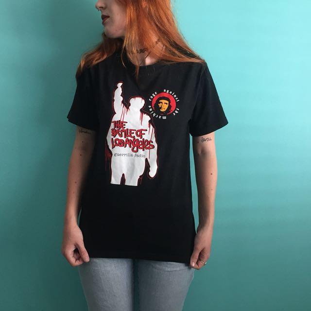 ⚡️ Rage Against The Machine shirt. ⚡️