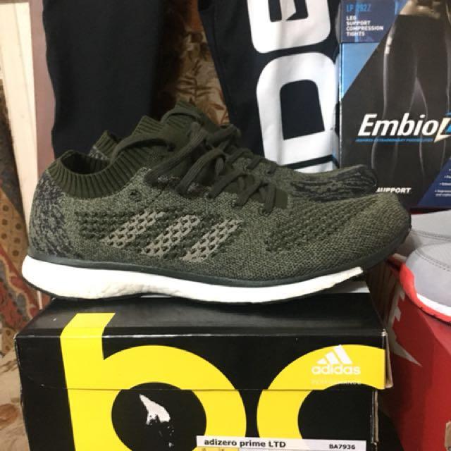 adidas adizero primo ltd impulso sz, moda maschile, calzature in