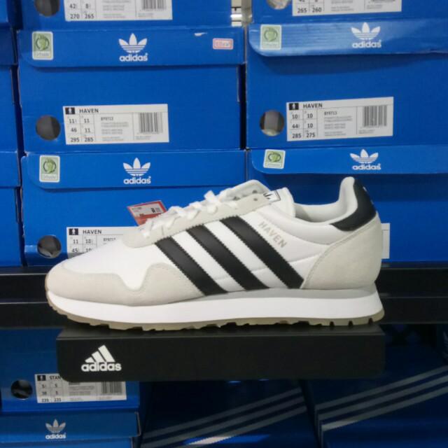 Adidas Haven復古跑鞋