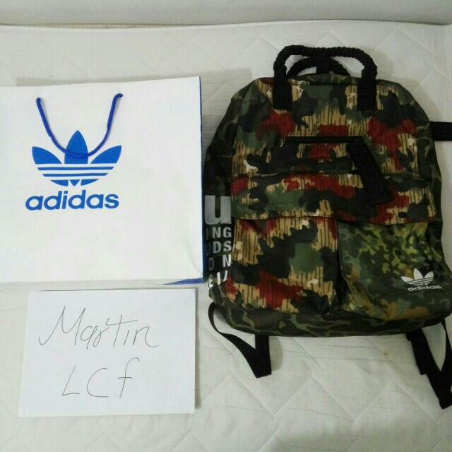 f1e041426c42 Adidas Pharrell Williams Hu Hiking Bag