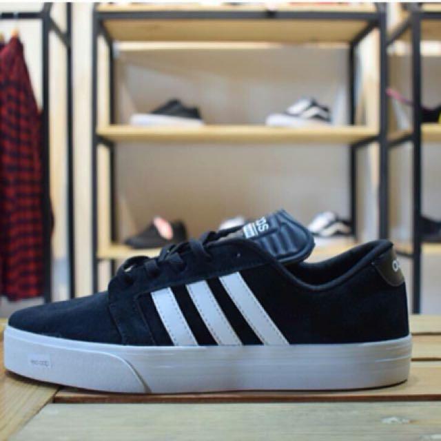 Adidas Super Skate Black and White