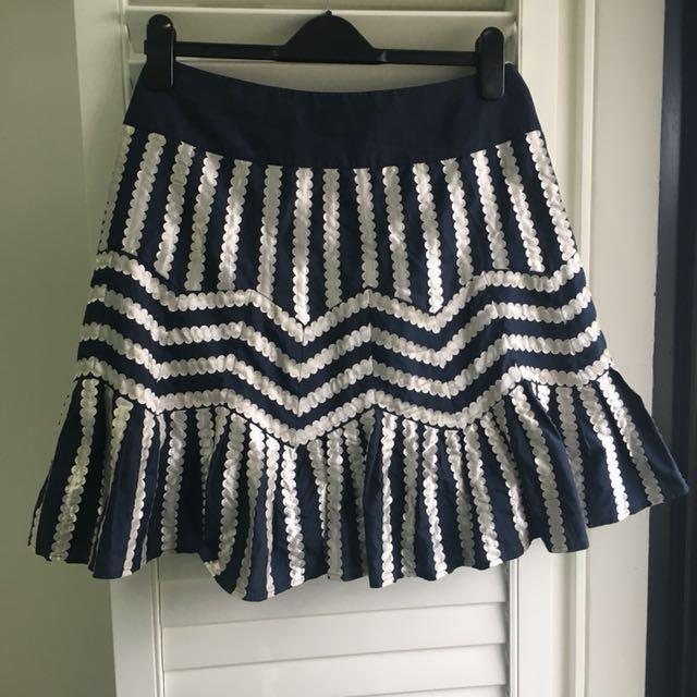 Alannah Hill Skirt Size 12 Races