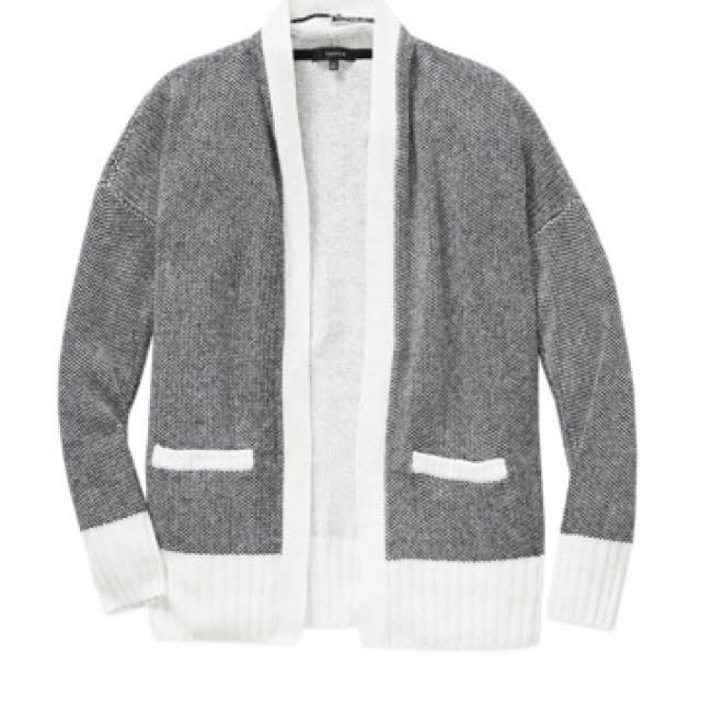 Aritzia Lenox Sweater - NAVY