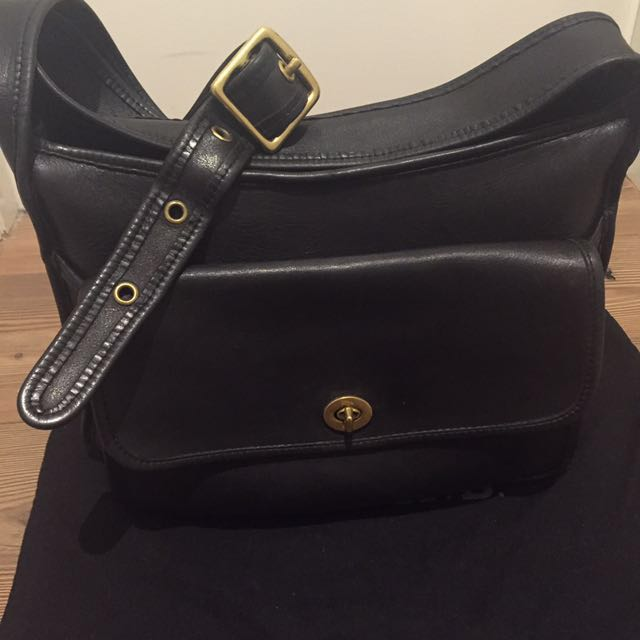 Authentic Coach Classic Full Leather bags