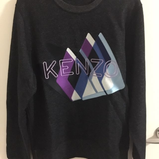 Authentic Kenzo jumper sweater