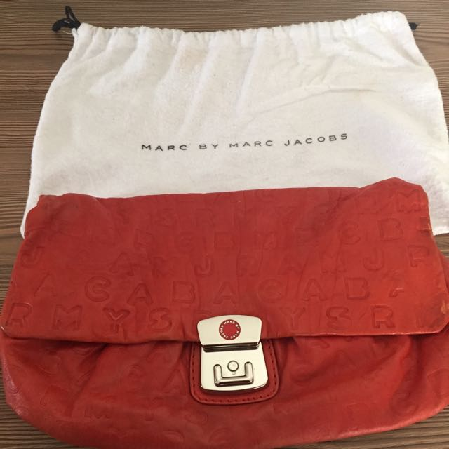 Authentic Marc by Marc Jacobs clutch