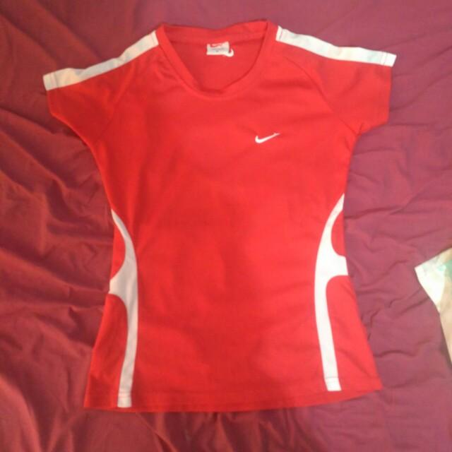 Authentic Nike Dri fit shirt