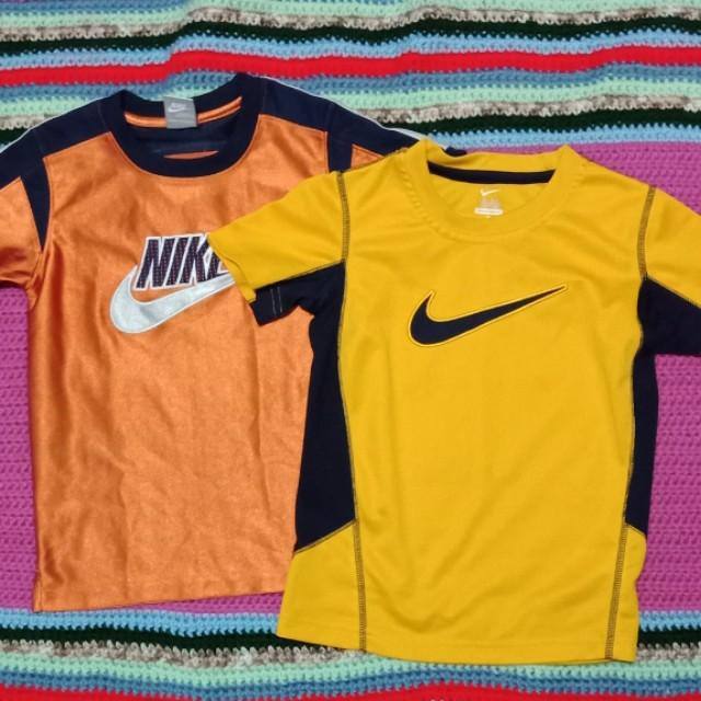 Authentic nike tshirt bundle