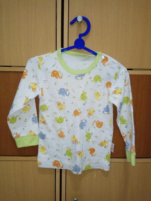 Baju atasan velvet