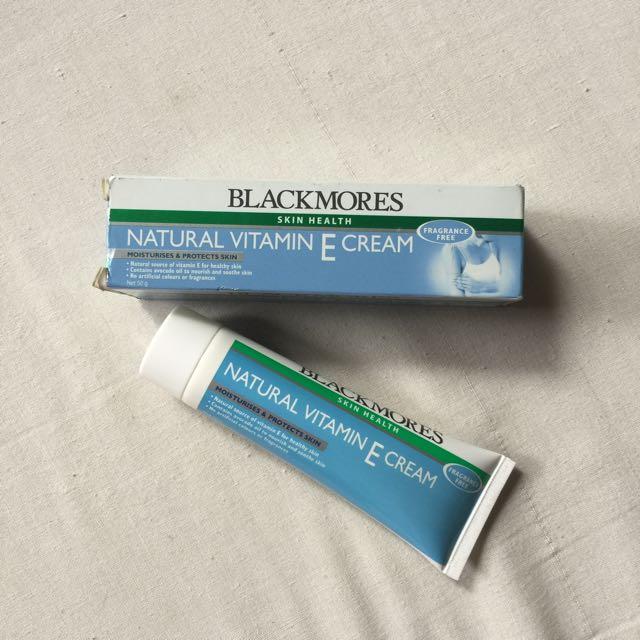 Blackmores Natural Vitamin E