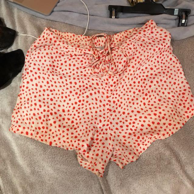 Blak shorts