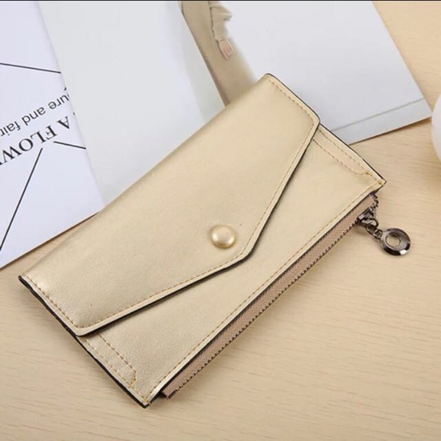 BNEW Korean Style Long Wallet (2in1 compartments)