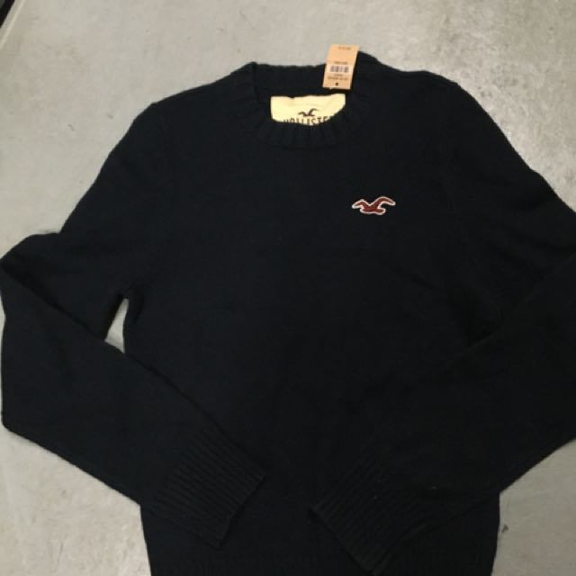BNWT hollister knit sweater