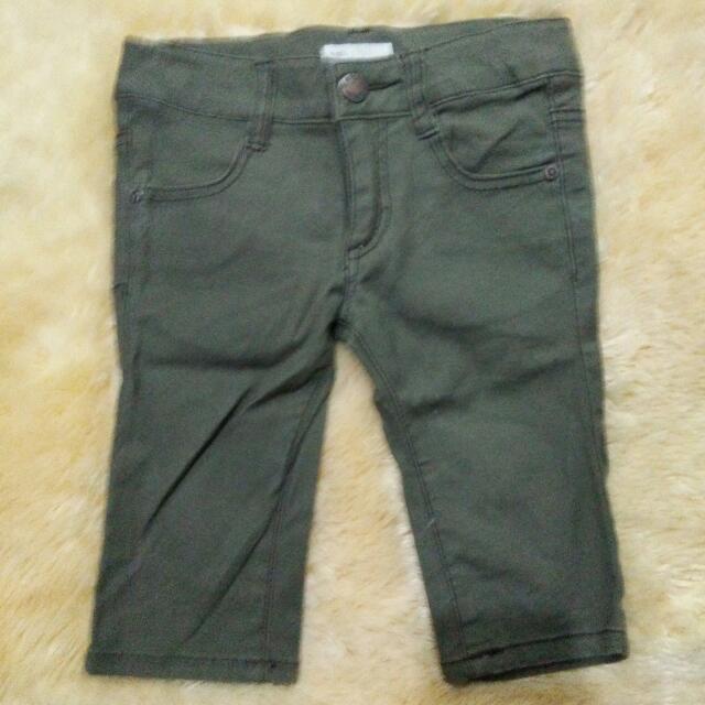 Celana Jeans  Anak Size1-2