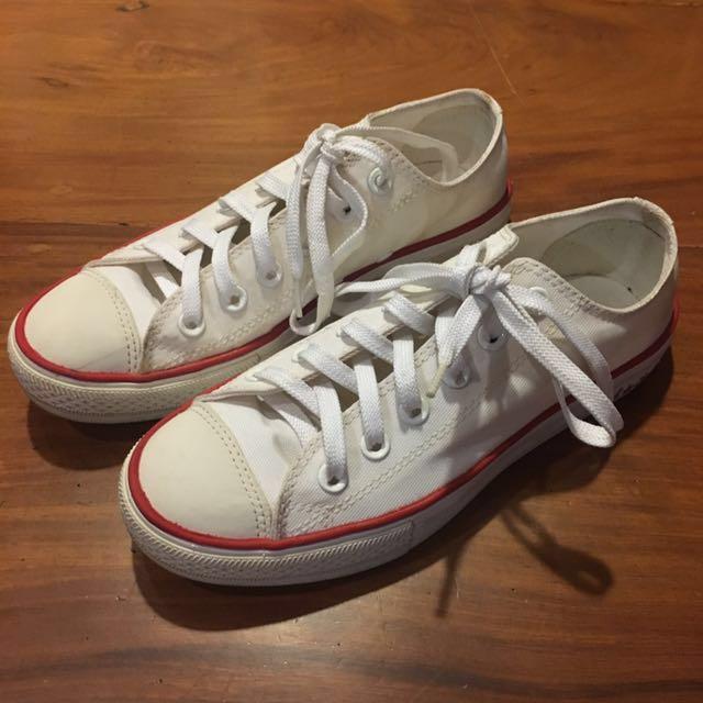 Converse Chucks White (W7)