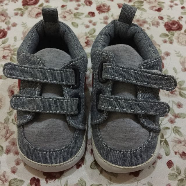 Crib Couture Baby Shoe
