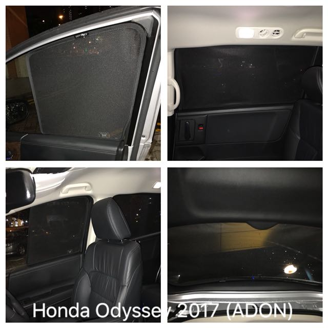 Custom Fit Magnetic Sunshade For Cars Adon Shades Made In Taiwan