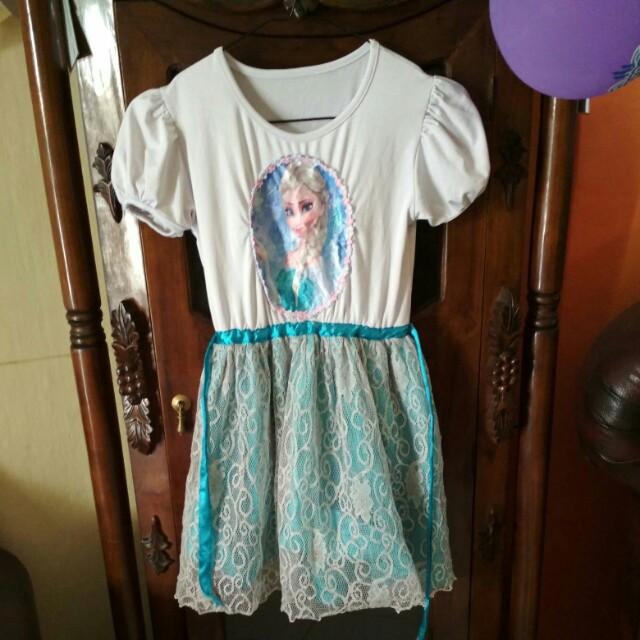 Dress Elsa..