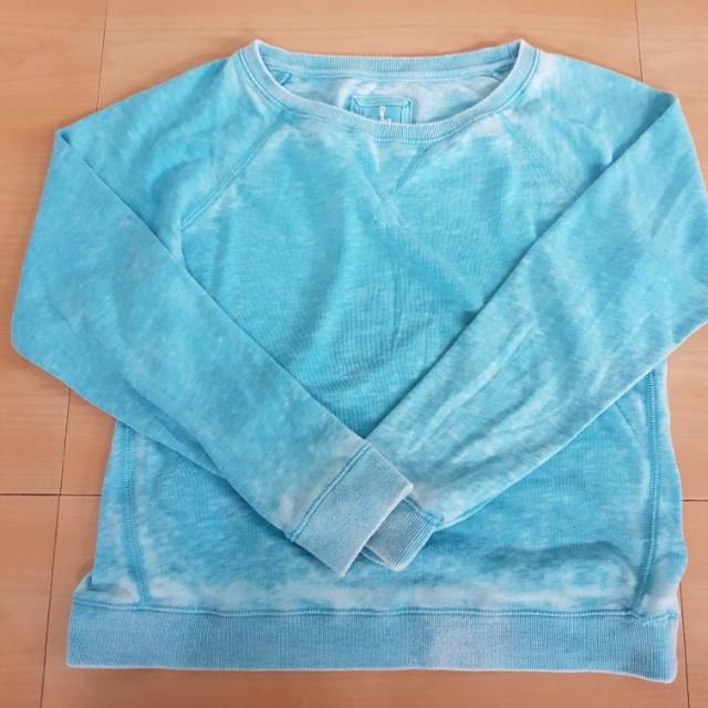 Faded Blue Sweatshirt