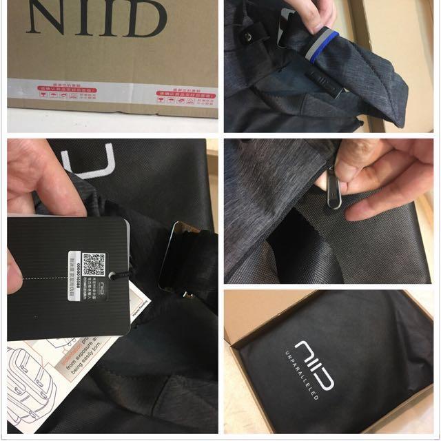 Fino 時尚包 槍包 數位包 NIID 平板包 貼身包 海關包 fino2代