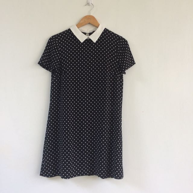 Forever 21 Collared Dress