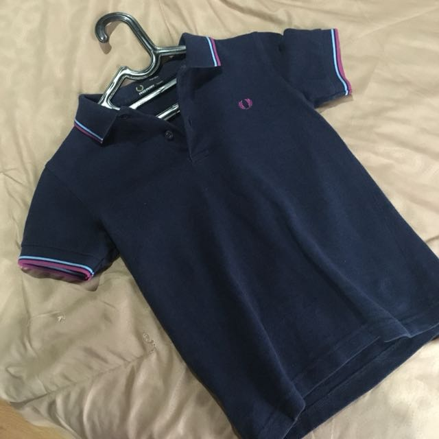 Fred Perry Kids Shirt