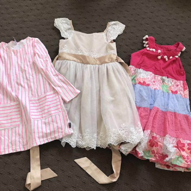 Girl dress size 5