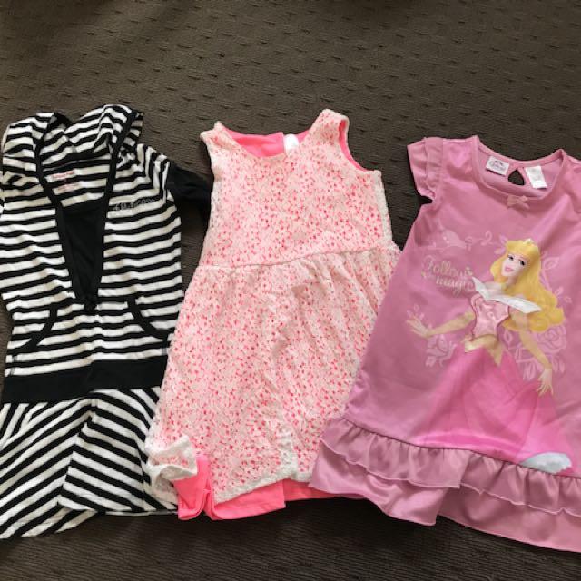 Girl dresses size 5