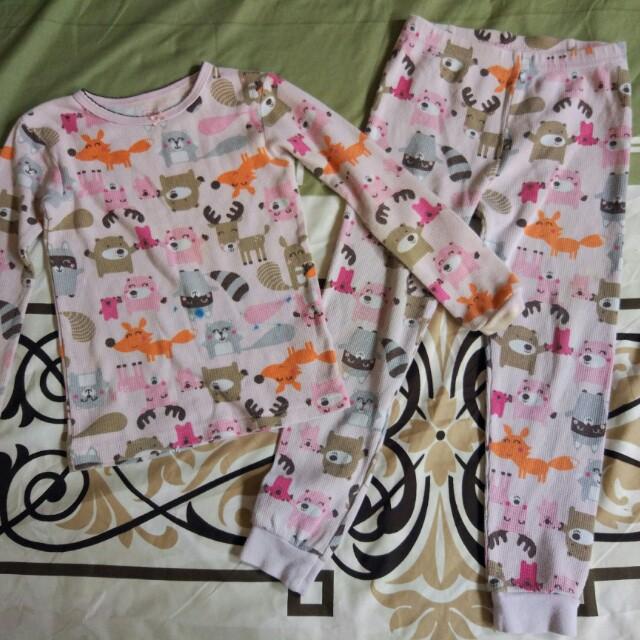 Girl's Pajama Set 3T