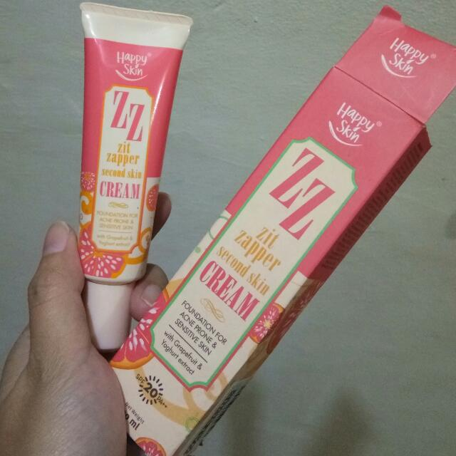 Happy Skin Zit Zapper Cream